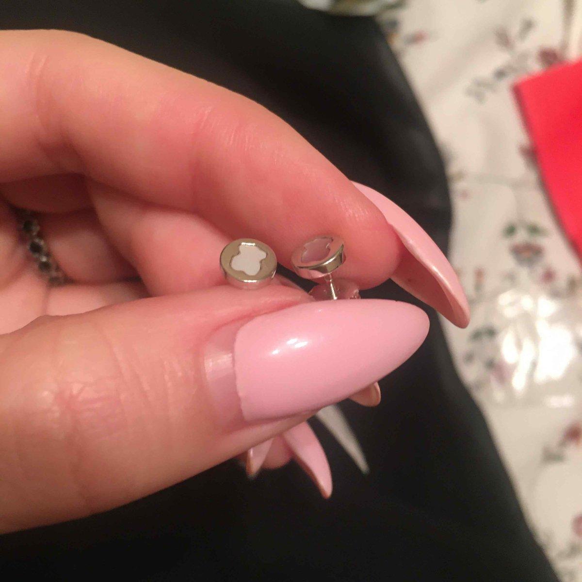 Серебрянные серьги с перламутром