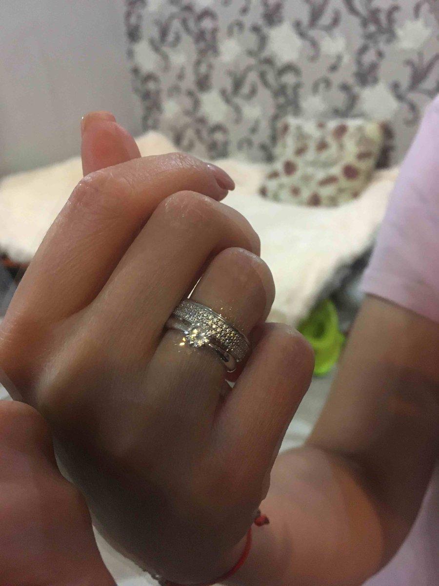 Очень клевое кольцо