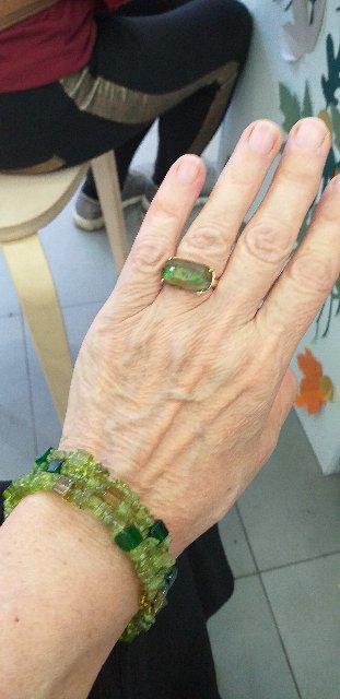 Волшебно-изумительное кольцо!