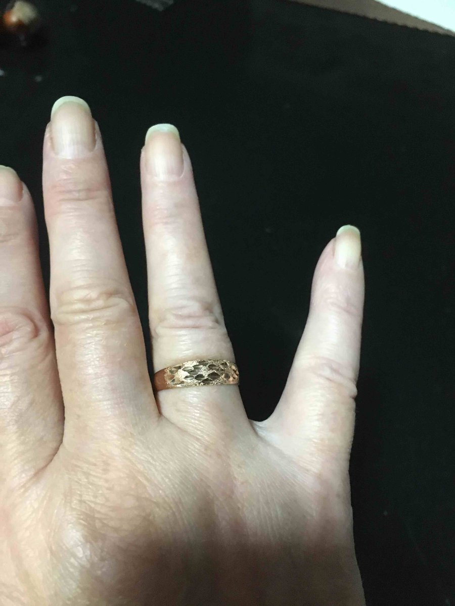 Очень приятное кольцо!