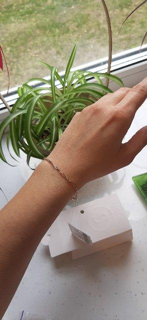 Позолоченый браслет ( серебро)