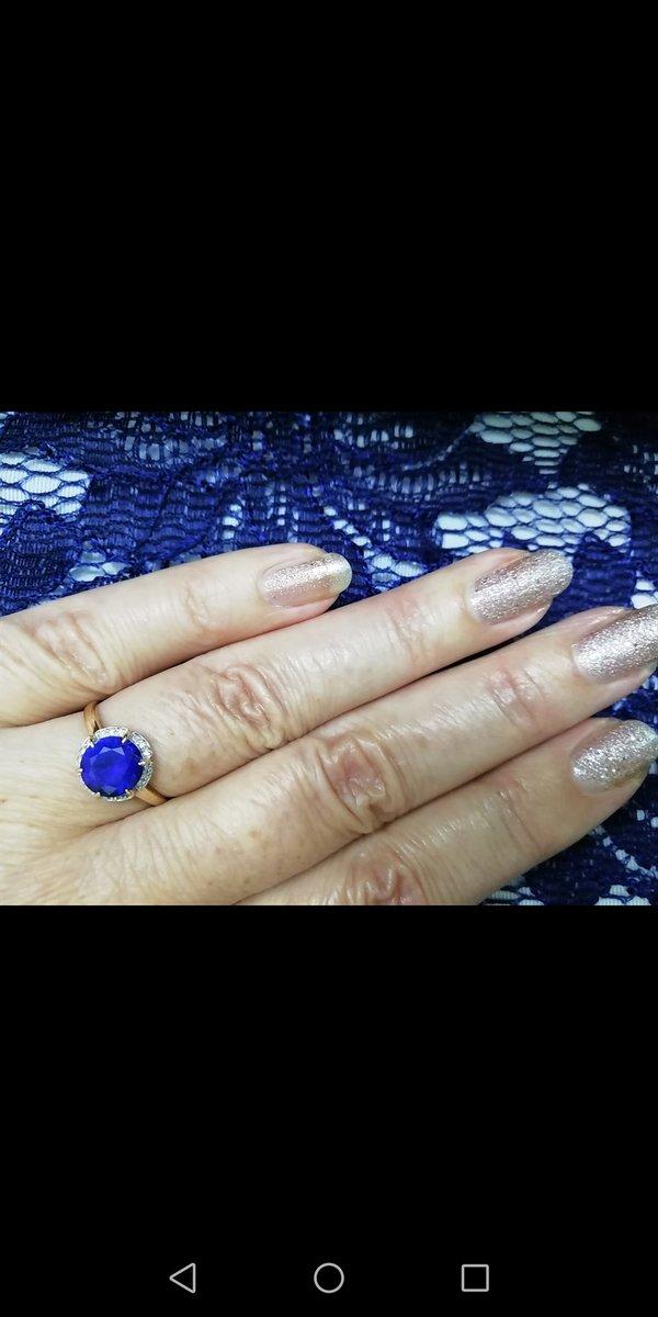 Невероятное кольцо!