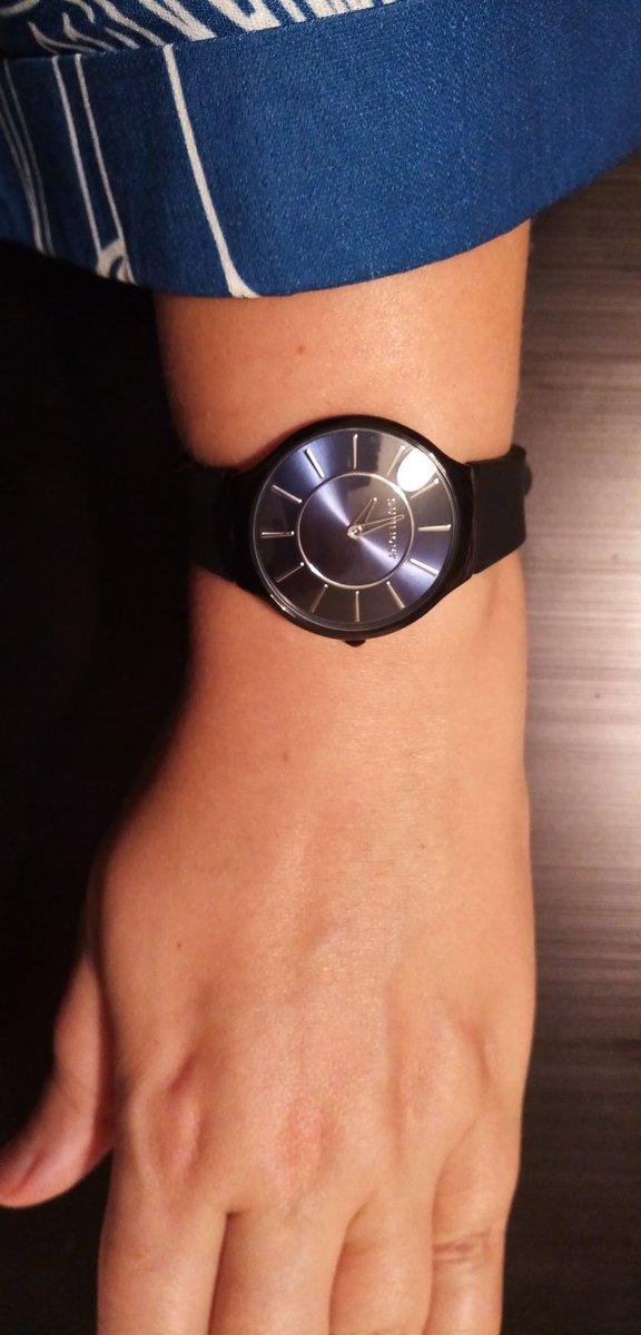 Обновлённая коллекция часов -универсальное сочетание-