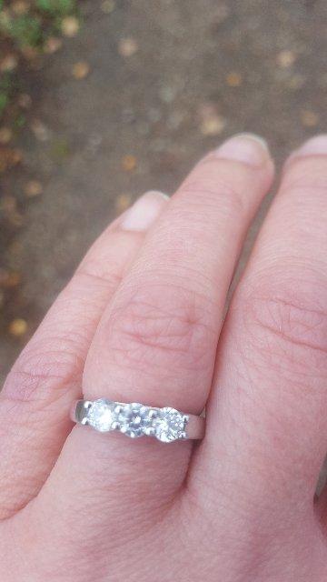 Серебряное кольцо просто шик!!!!!