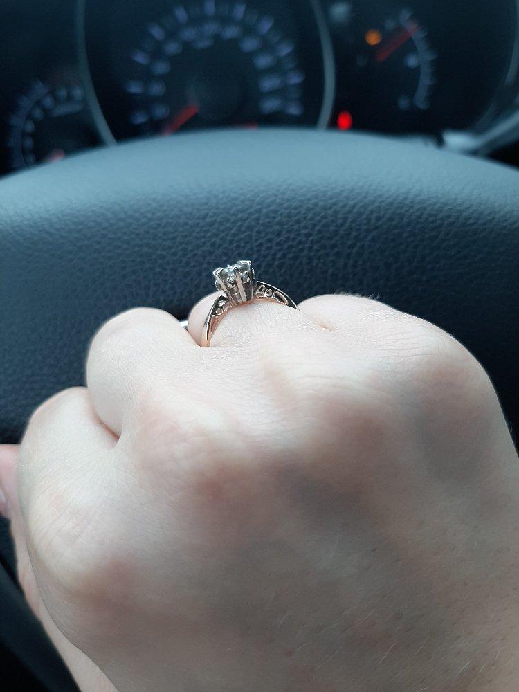 Наишикарнейшее кольцо