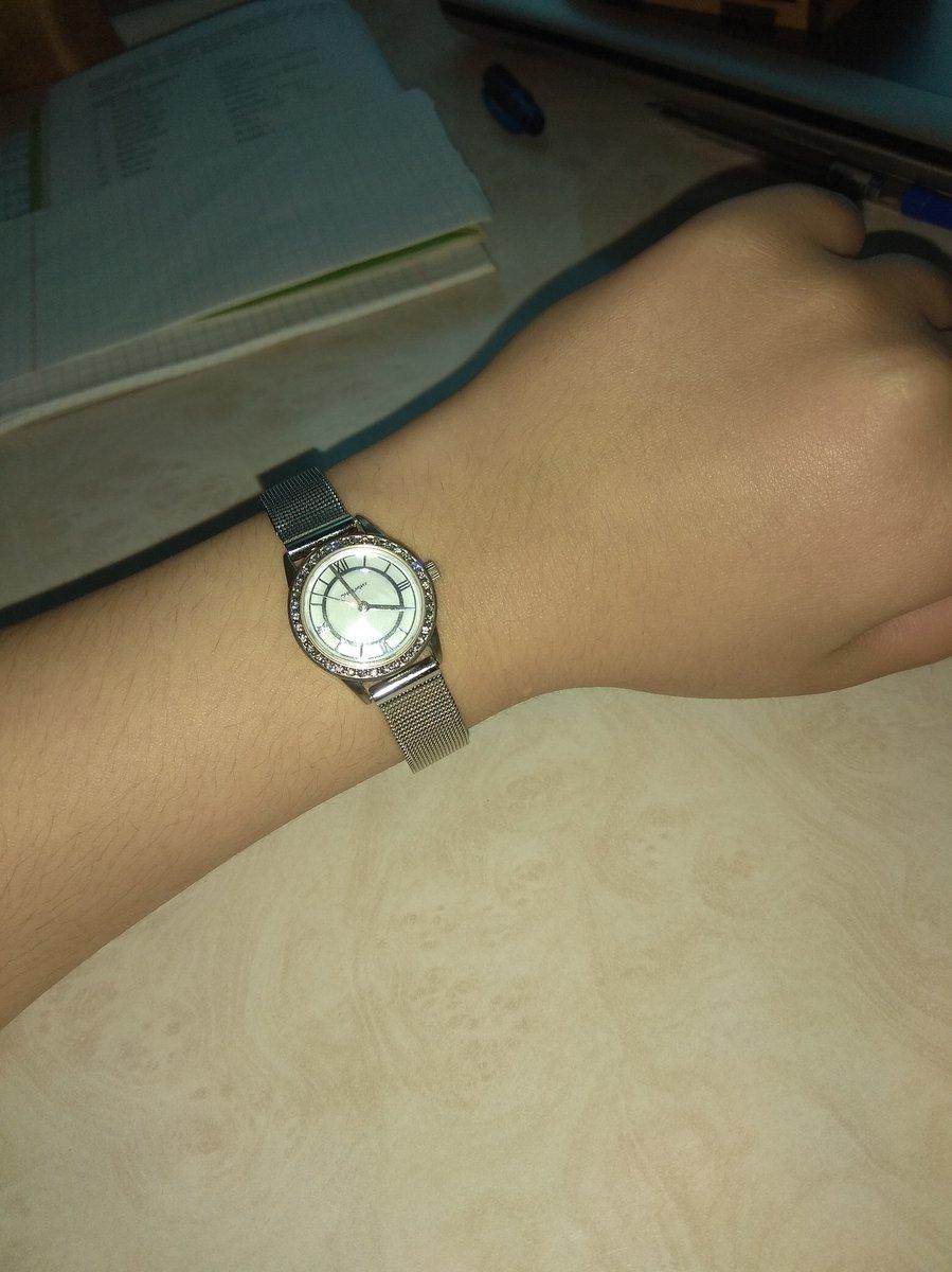 Трудно найти часы на маленькое запястье,  а эти-идеальны♥️