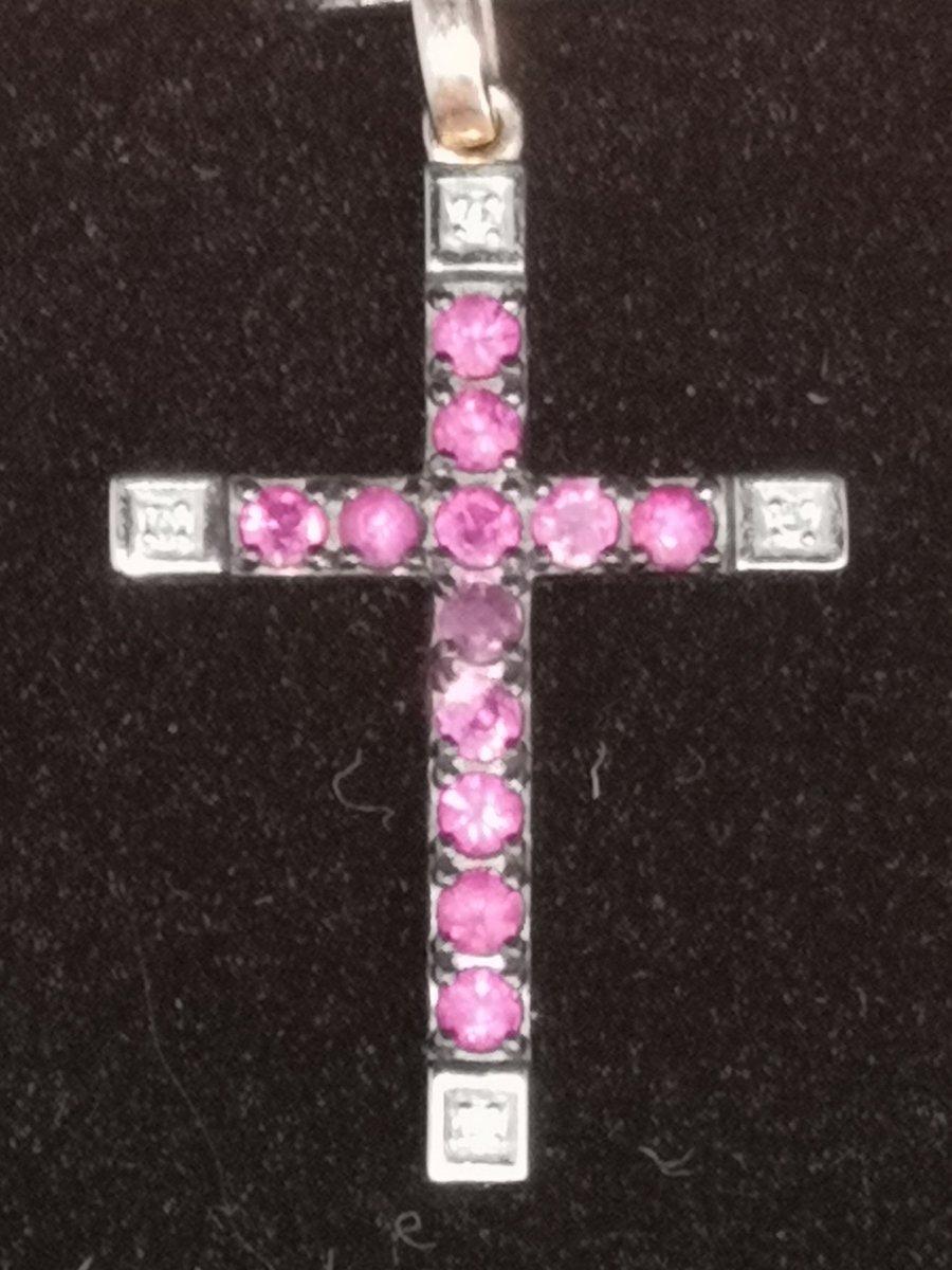Красивый крестик, просто супер!