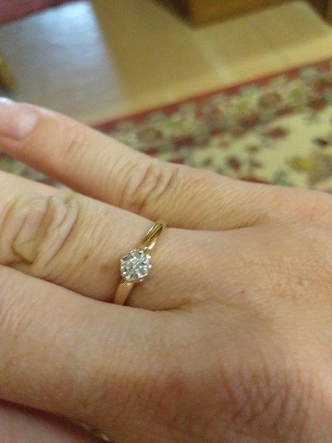 Супер кольцо! я довольна.