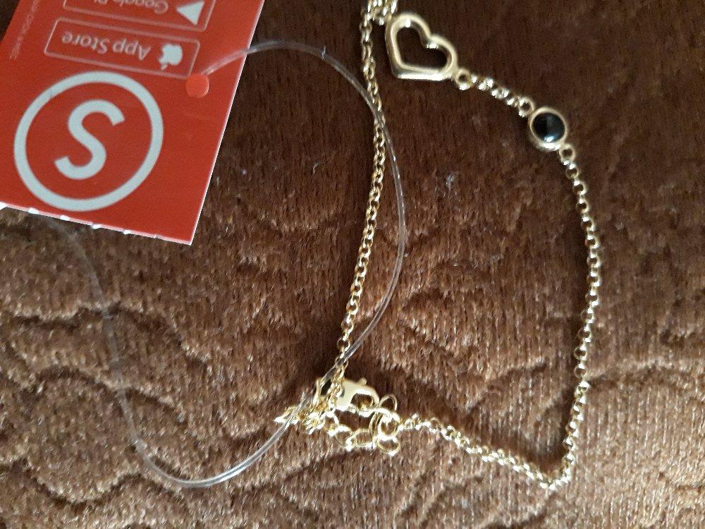 Серебрянный браслет с янтарем.