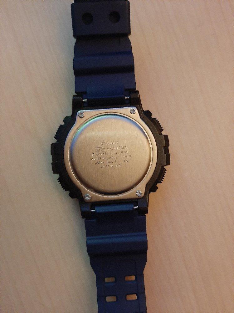 Часы нормальные.