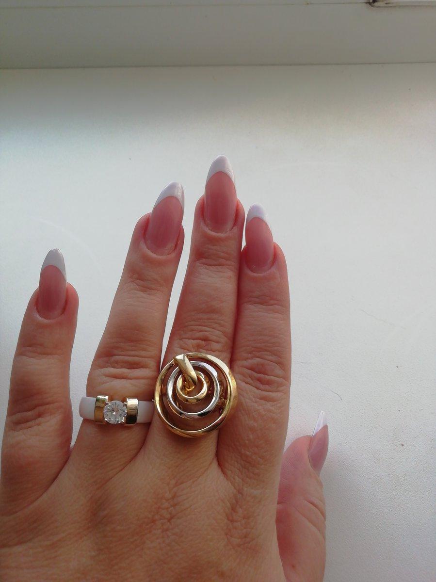 Кольцо италия