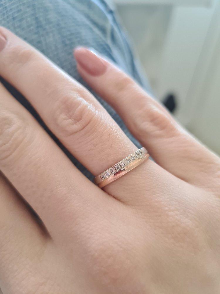 Хорошее, обычное кольцо.