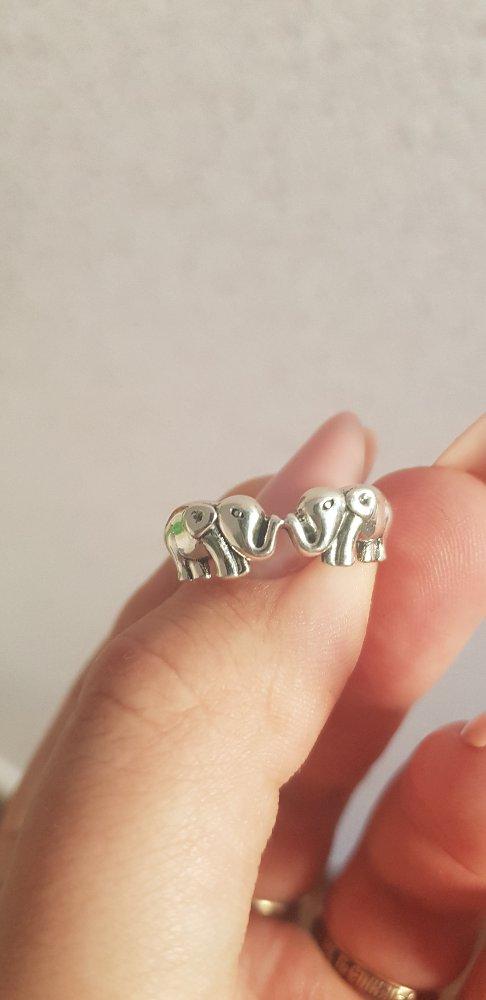 Колечко со слониками 18 размер, маломерит на 1 размер, смотрите внимательно