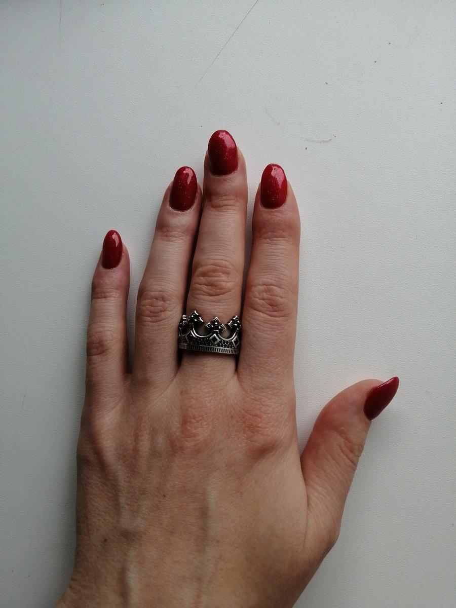 Кольцо король