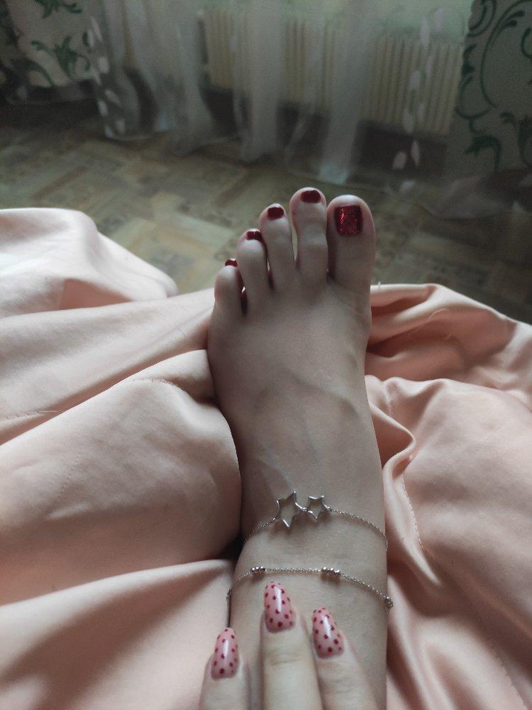 Крутой ножной браслет 🥰