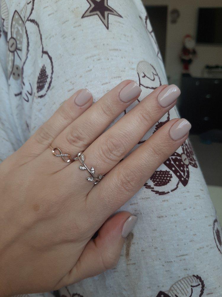 Красивое ,изящное кольцо .