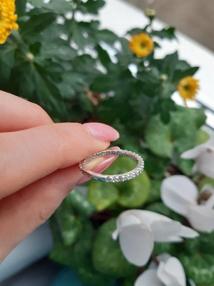 "Серебряное кольцо ""спаси и сохрани """
