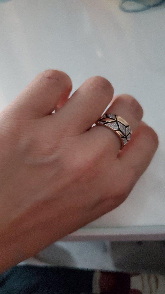 Шикарное кольцо!восторг!