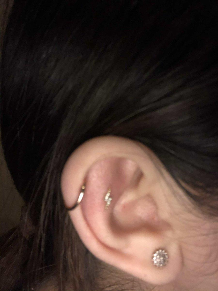 Пинсинг на ухо
