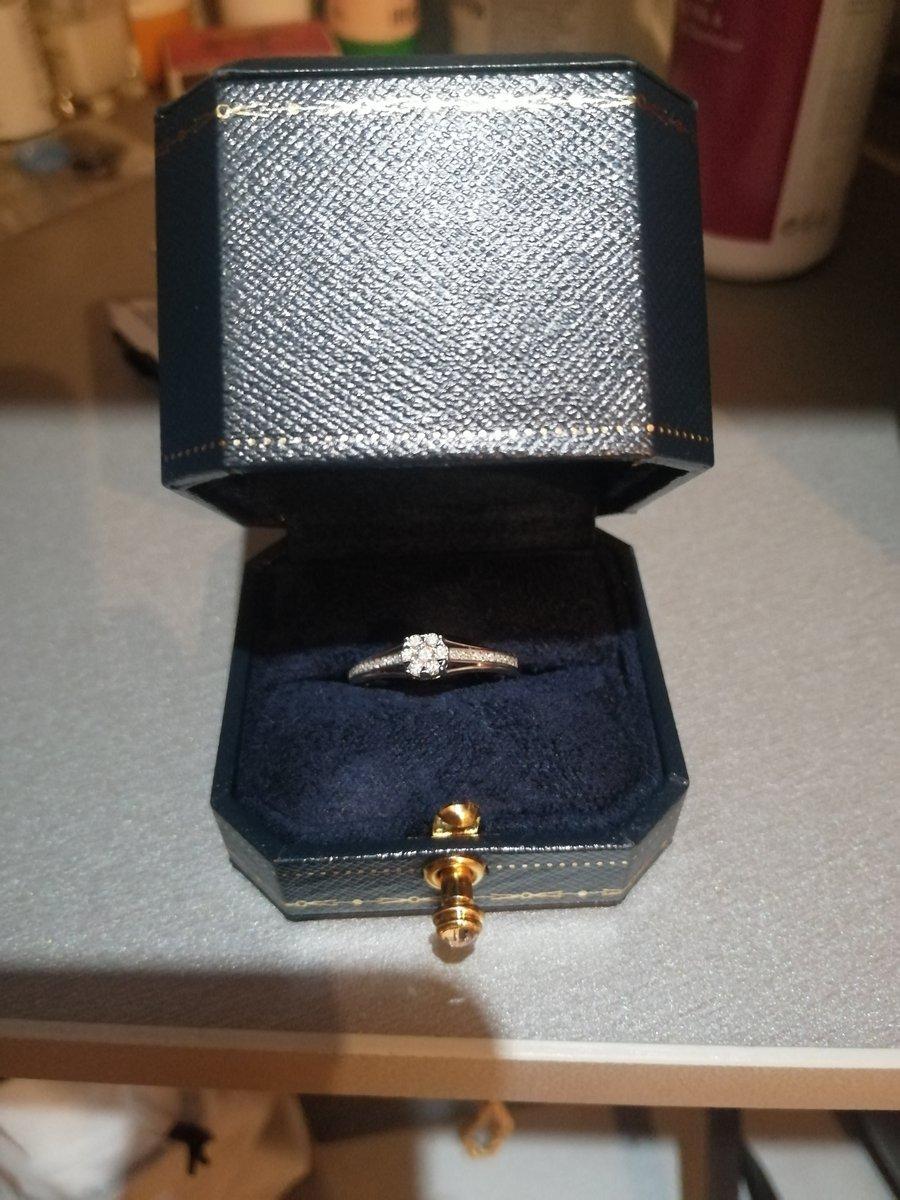 Очень красивое кольцо! подарок от любимого мужа!