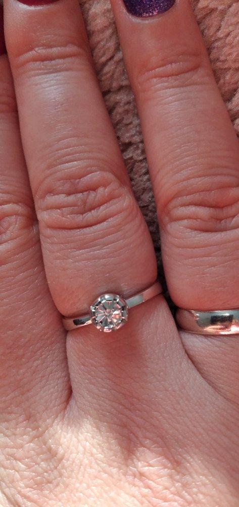 Кольцо широкое и красивое
