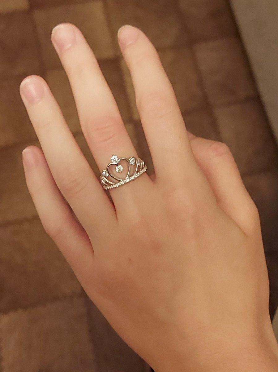 Кольцо принцессы )))