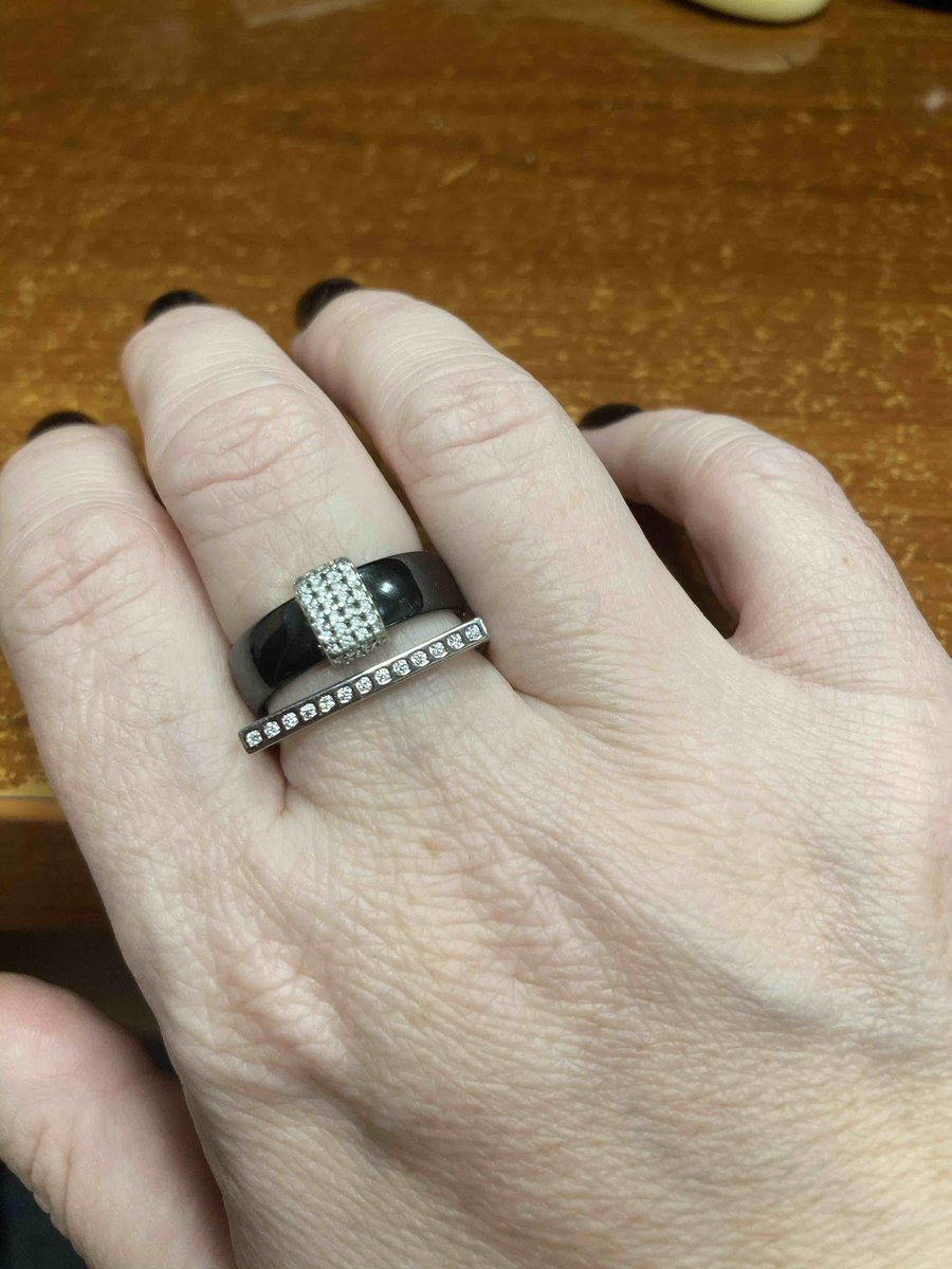 Необычное кольцо!