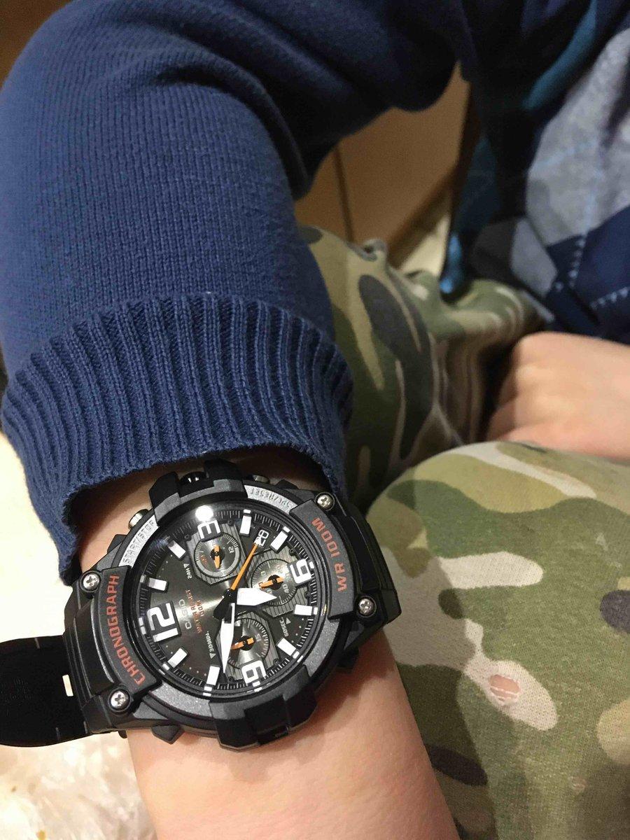 Часы сыну на новый год