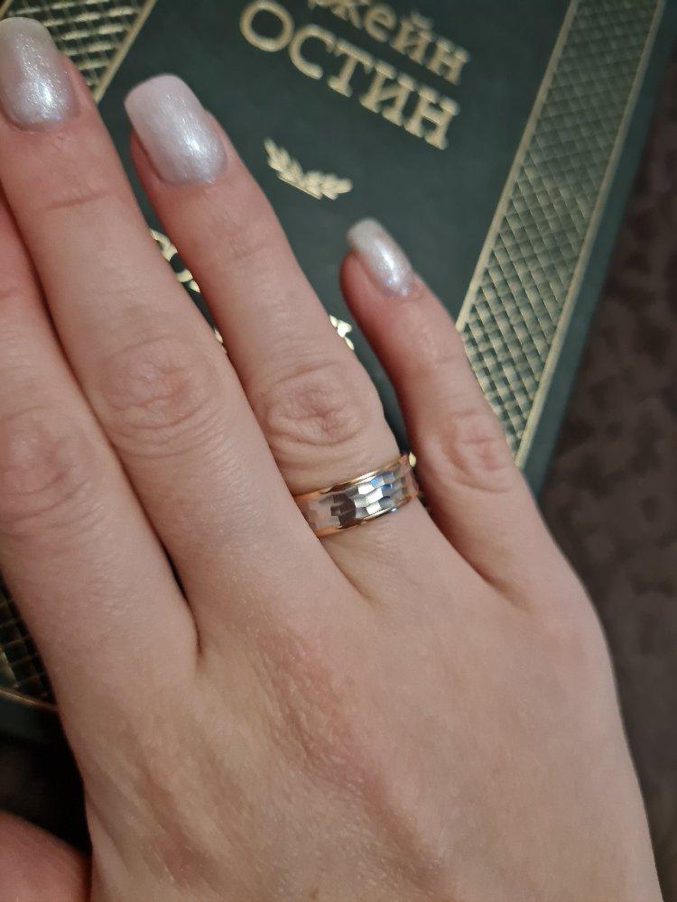 Кольцо супер!для меня прям идеальное по ширине.