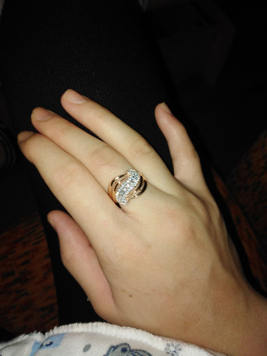 Спасибо за кольцо 💍