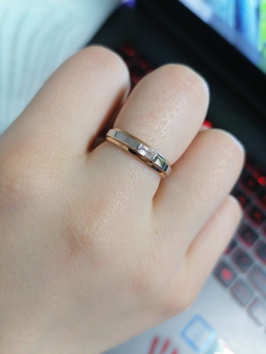 Прекрасное кольцо))