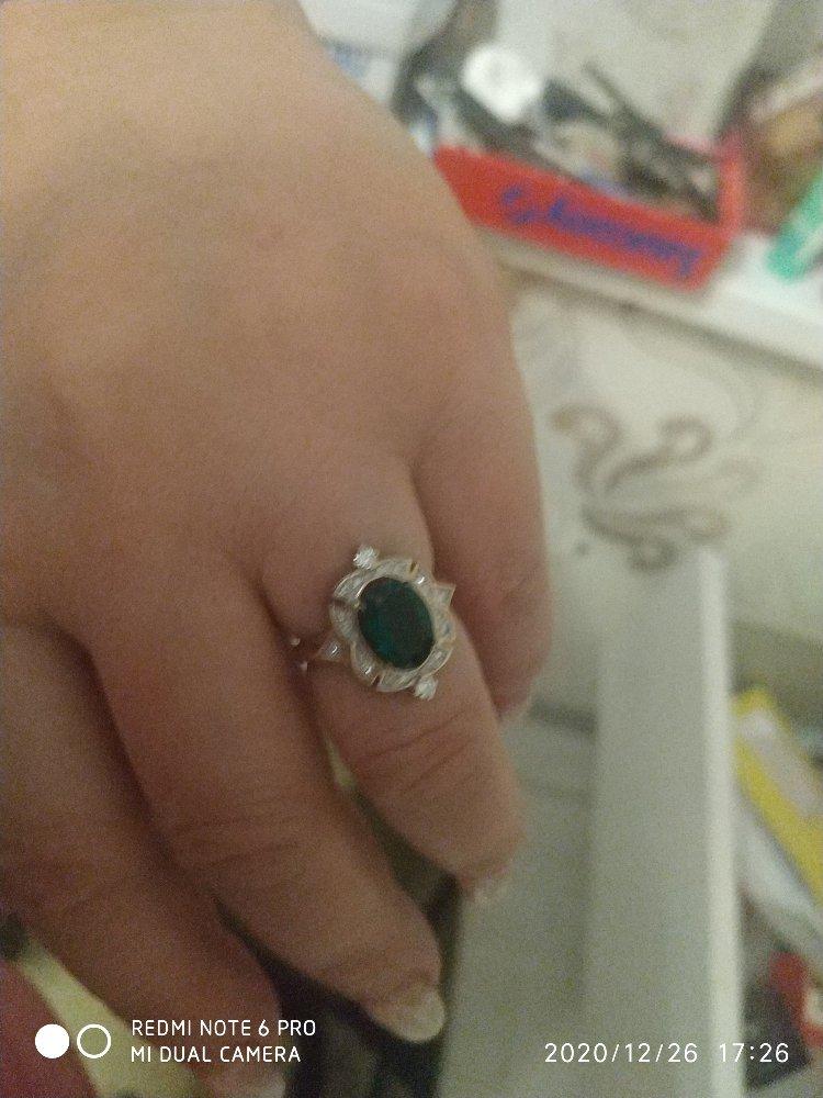 Очень красивое нежное кольцо!!!