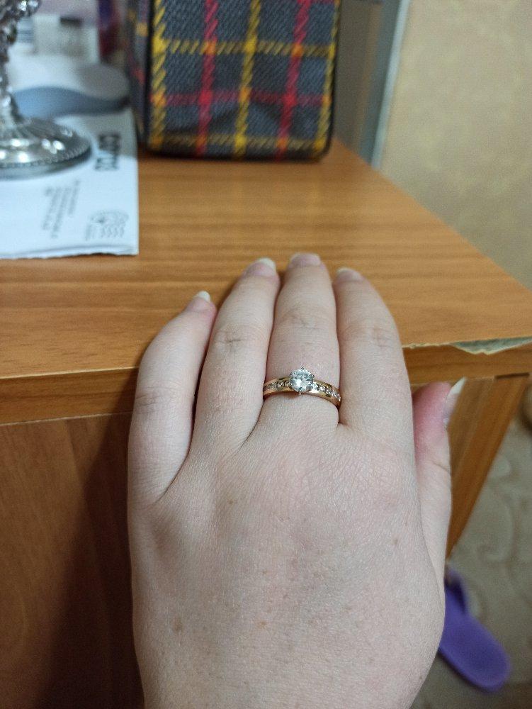 Классическое кольцо с фианитами