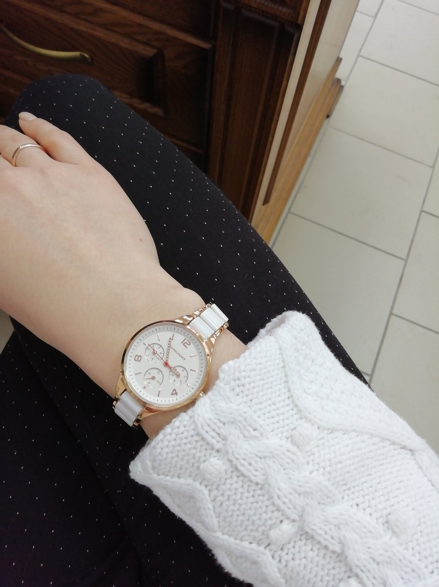 Великолепные часы с хронометром!!!!