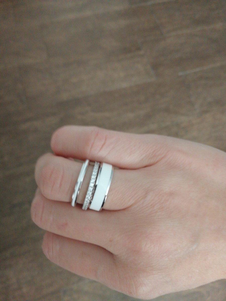 Кольцо серебро с эмалью. я влюбилась
