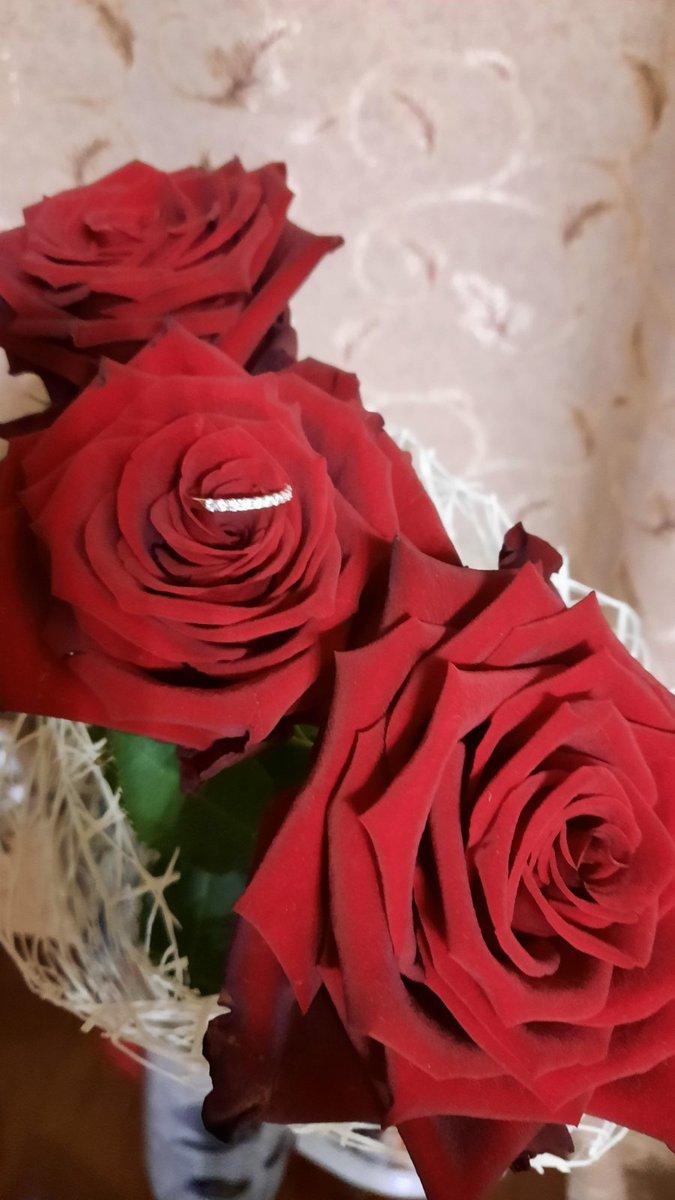 Подарок кольцо для любимой