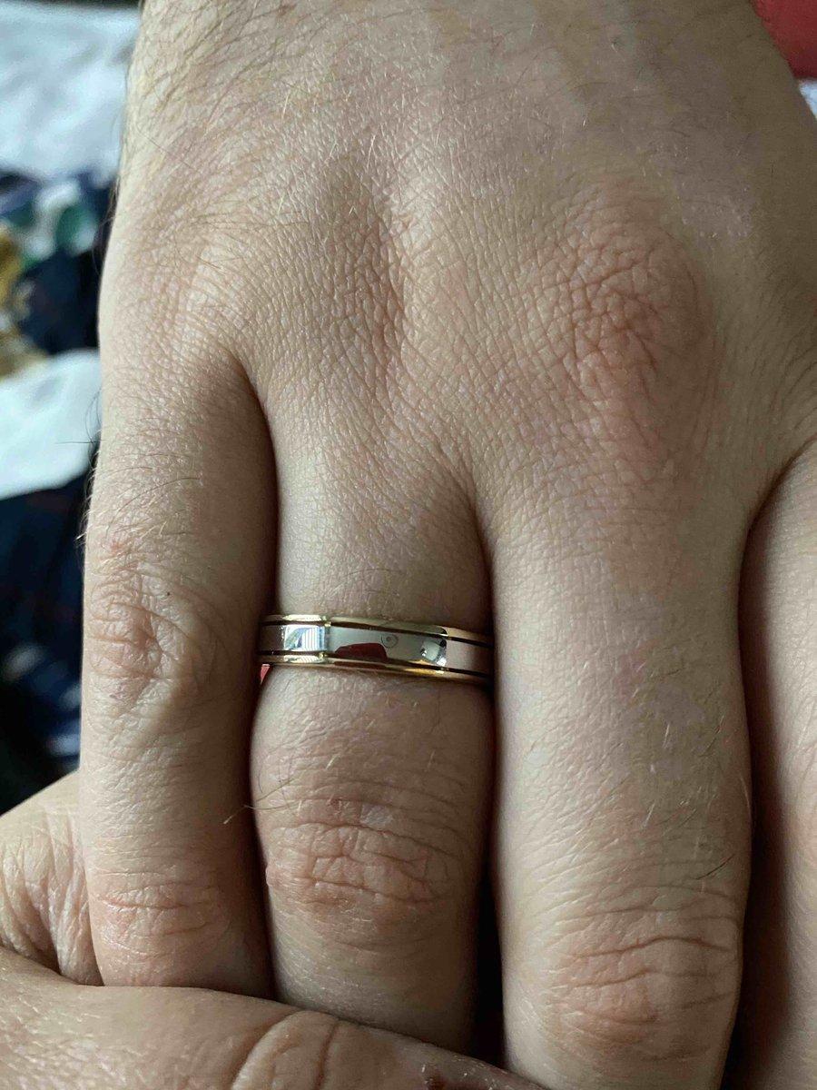 Муж в восторге от кольца