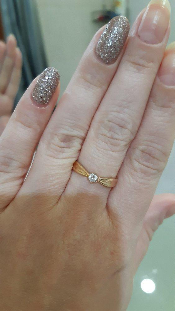 Кольцо очень хорошего качества, просто завораживает своей красотой