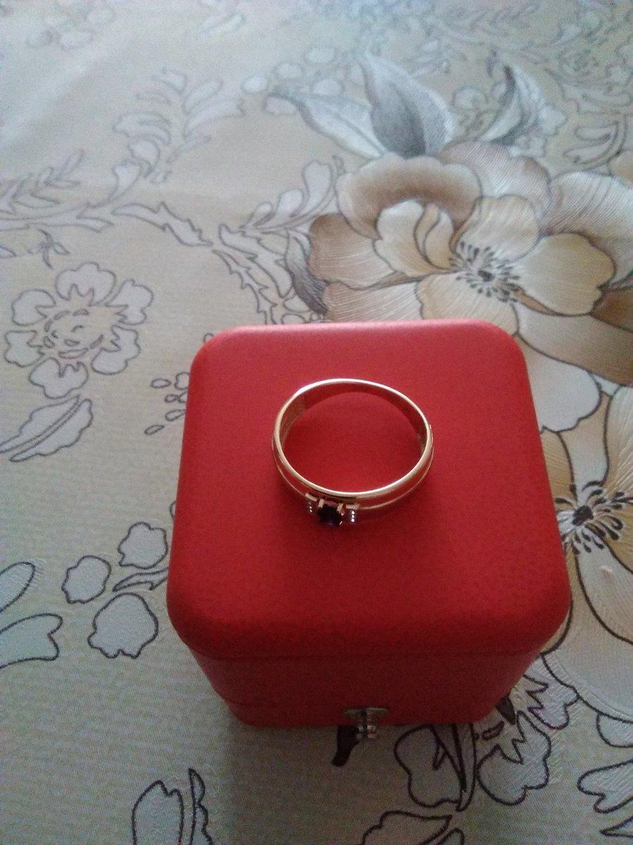 Купила себе кольцо