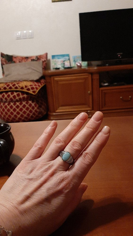 Супер! прекрасное кольцо!