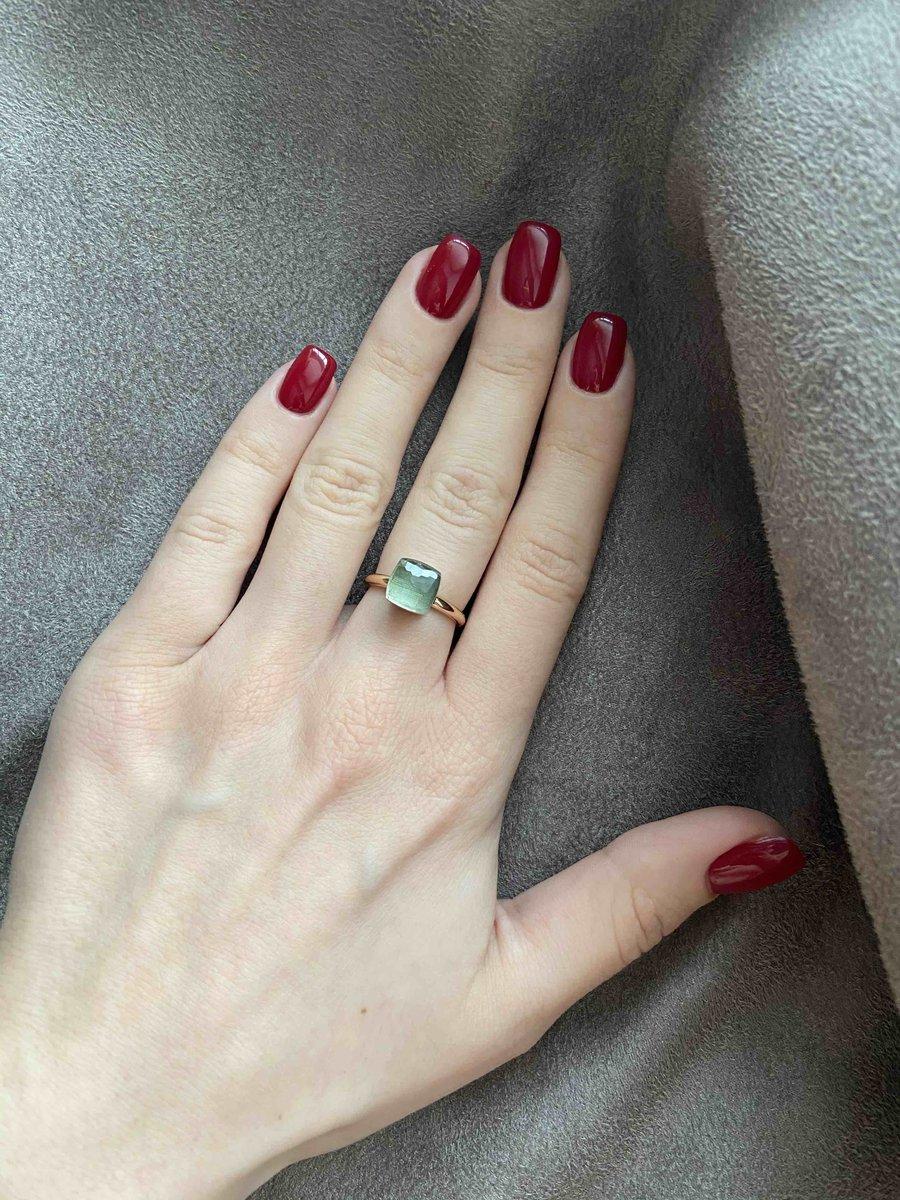 Красивейшее кольцо!