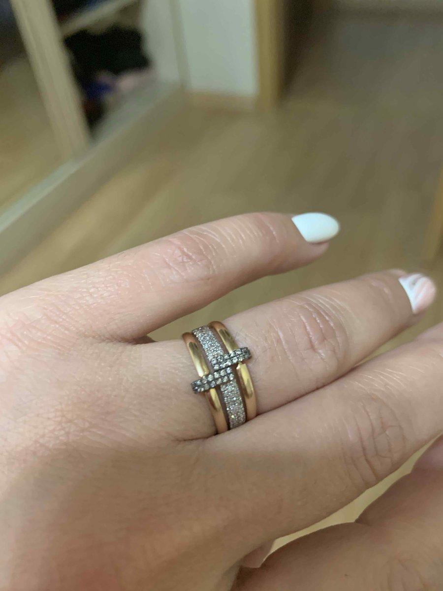 Шикарное кольцо нет слов
