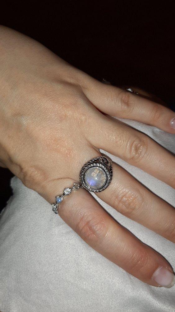 Лунное кольцо