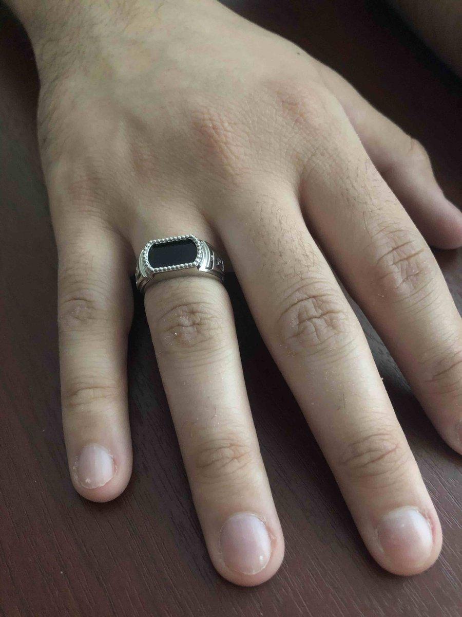 Очень красивое кольцо , и удобное в носке