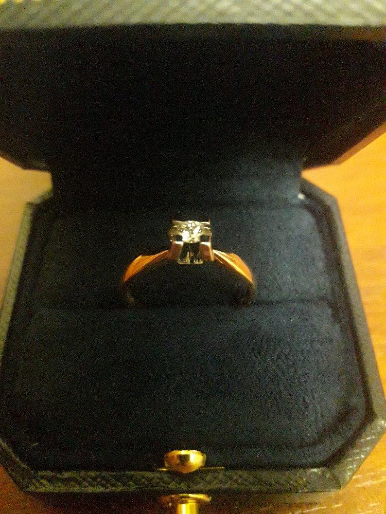 О покупке кольца