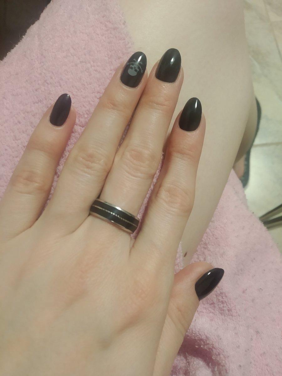 Чёрное колечко