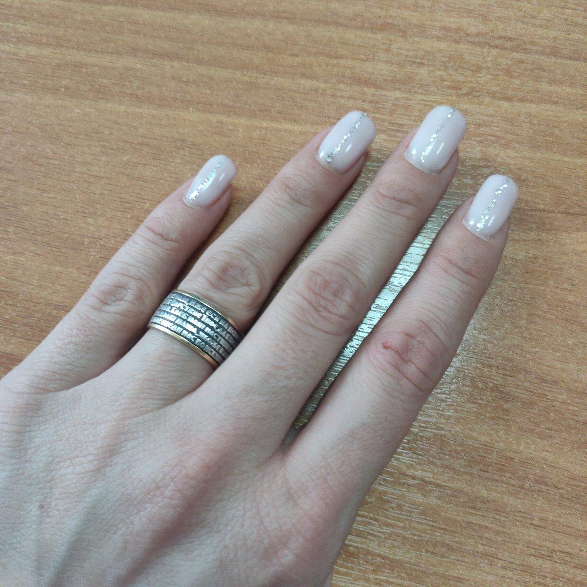 Кольцо отличное! качество супер!