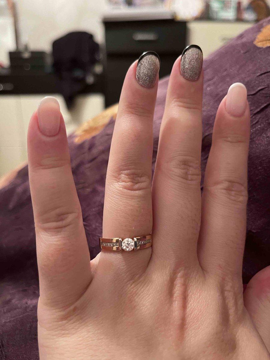 Кольцо, достойное меня!