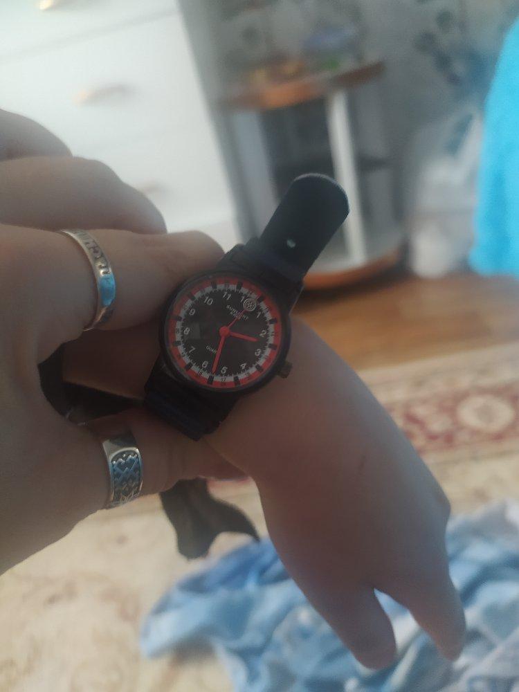Часы детские.