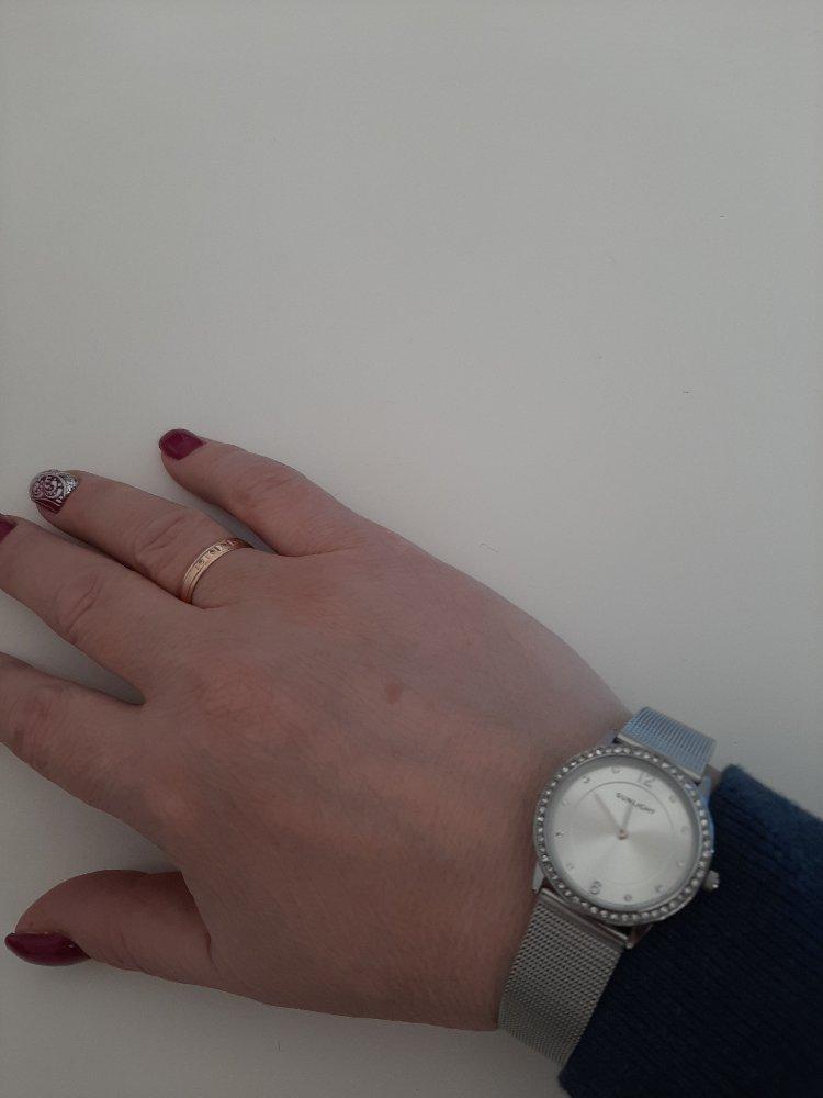 Отзыв на покупку женских часов к празднику 8 марта